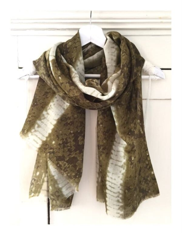 Lovely Scarfs shawl wol natural