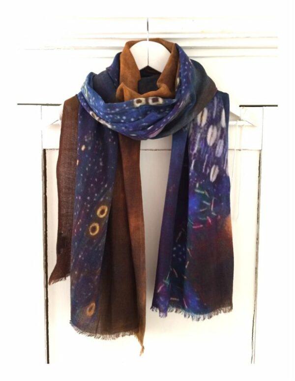 Otracosa shawl, Gustav Klimt