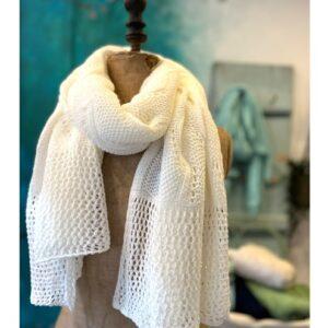 Harten shawl Otracosa wol