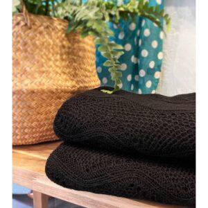 Bloem speld zalm roze