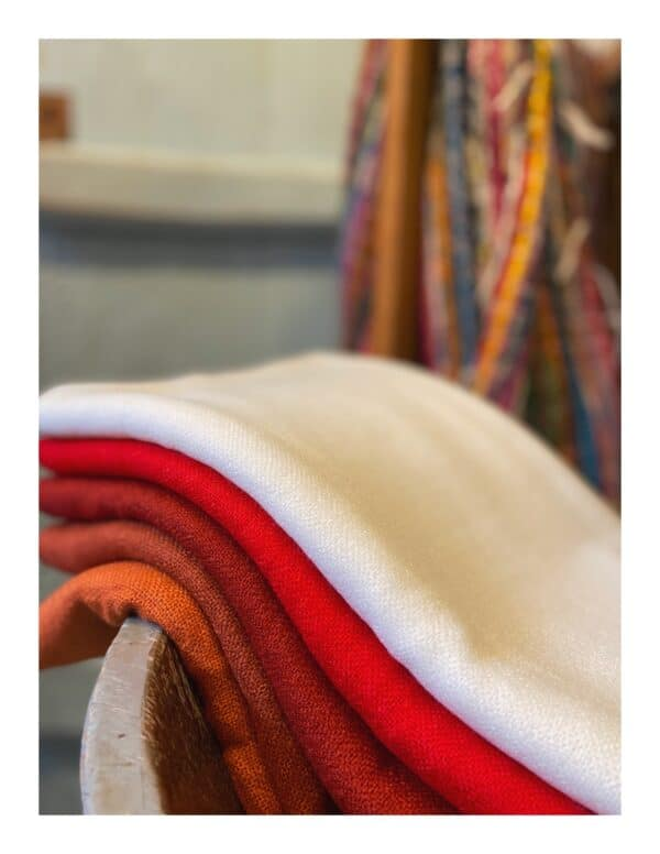 lovely scarfs basic shawl