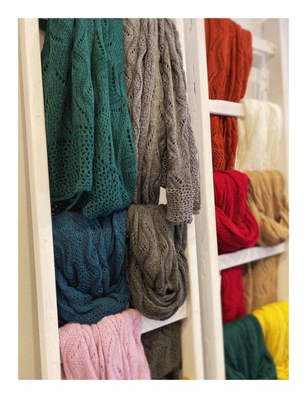 Lovely Scarfs shawls