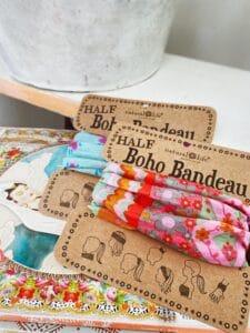 lovely scarfs boho bandeau