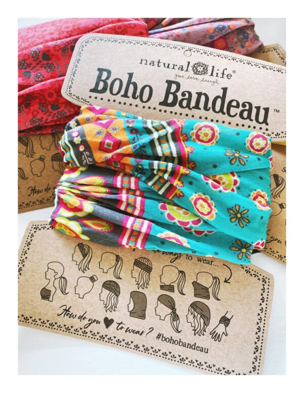Boho Bandeau happy time