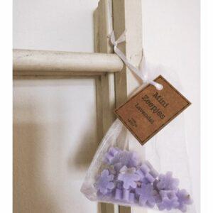 Geur zeepjes bloemen lavendel