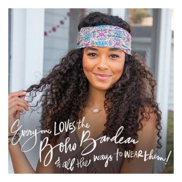 Lovely Scarfs haarband