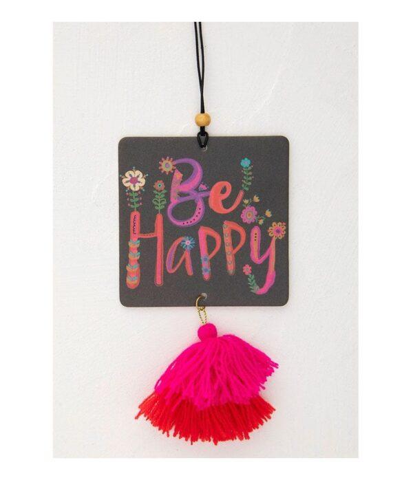 luchtverfrisser, be happy