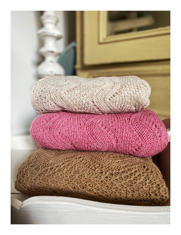 gebreide lovely scarfs shawl