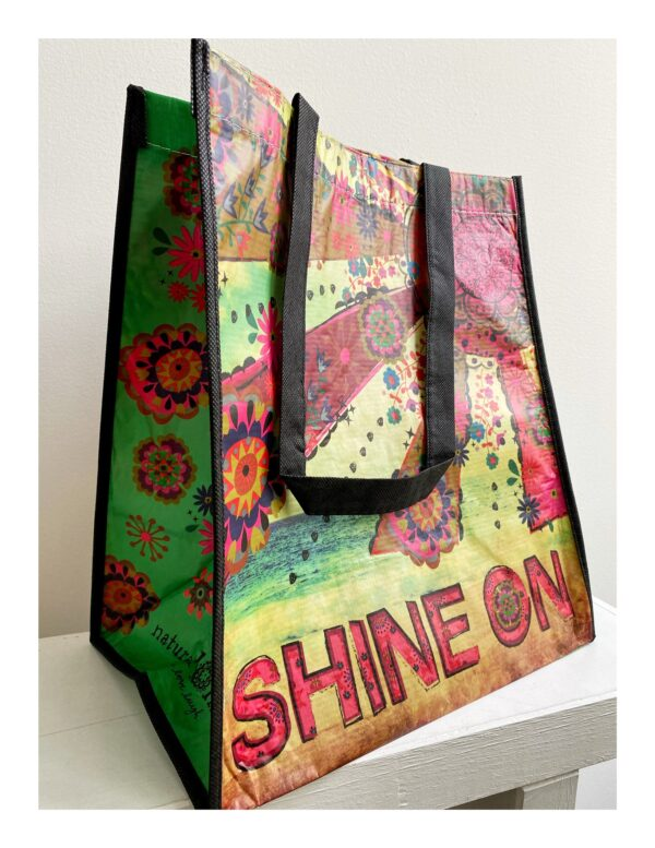 gift bag, recycled