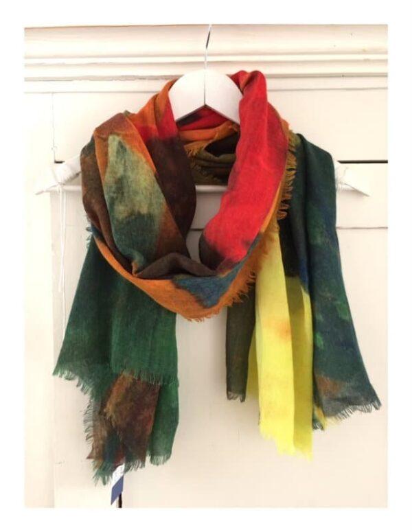 Paul Gauguin shawl