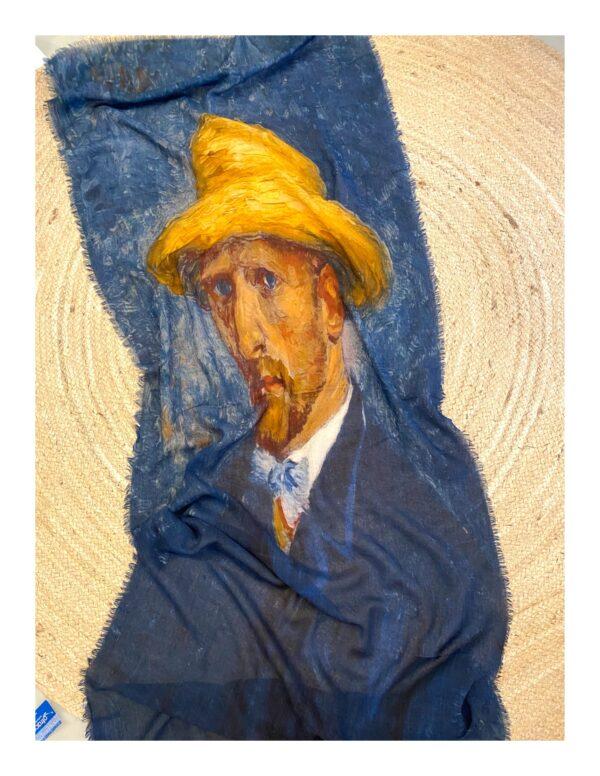Schilderij shawl, van Gogh