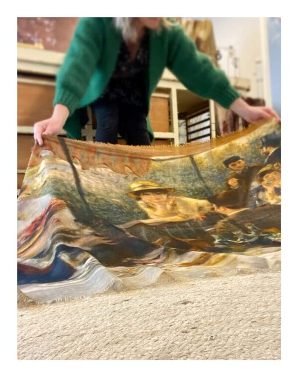 art shawl renoir