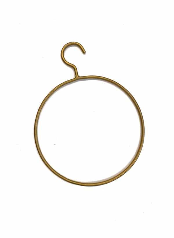 Shawl hanger, goud XL