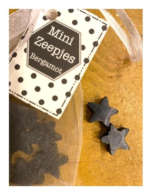How Lovely mini zeepjes, bergamot